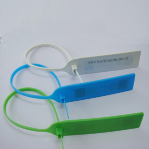 UHF PP Material RFID Cable Tie sealed Tag