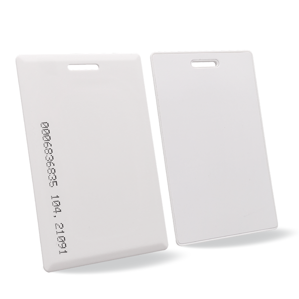 Blank 125khz RFID Proximity TK4100 ID Clamshell Cards Featured Image