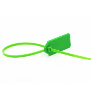 ABS nylon material uhf rfid seal cable tie tag