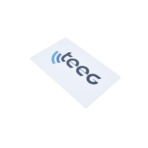 Dual Frequency Chip RFID Card