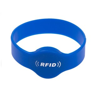 13.56Mhz Silicone NFC RFID Wristband Cashless Payment
