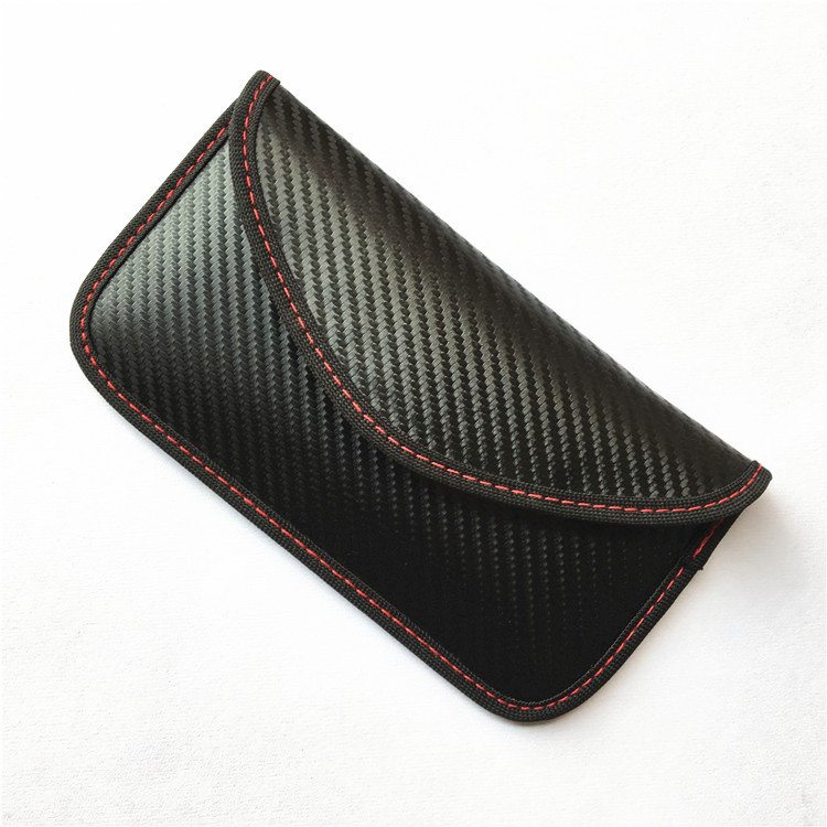 RFID phone Bag Shield Pouch/ Wallet Phone Case / Protection block phone pouch Featured Image