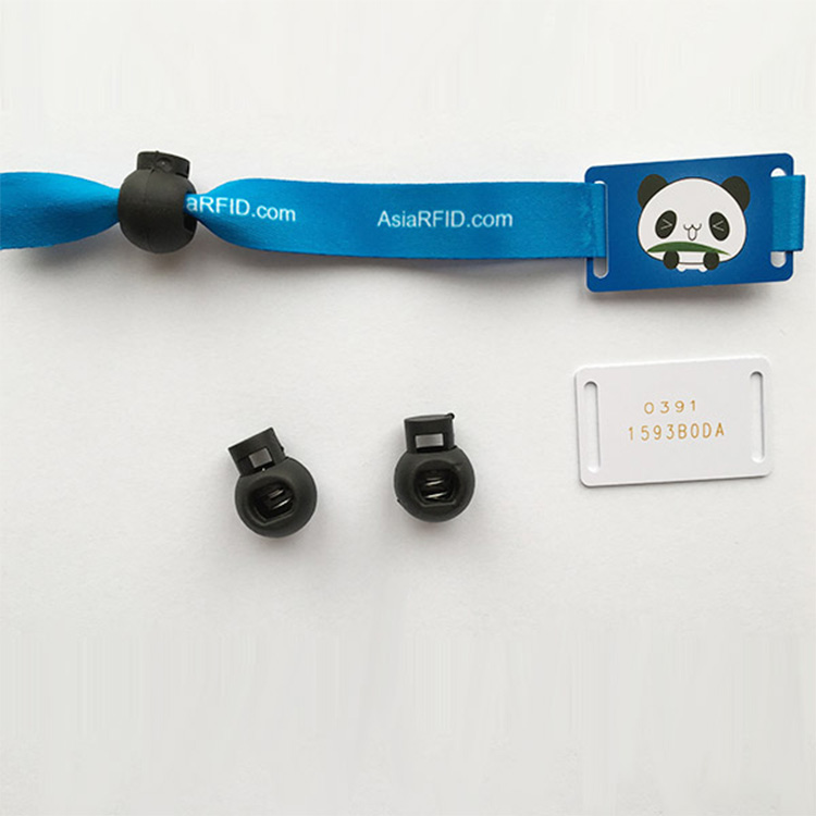 RFID ticket cloth festival fabric nfc wristband Featured Image