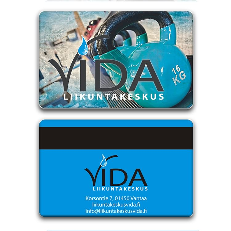 Custom Plastic PVC Magnetic Stripe barcode gift member loyalty Cards printing Featured Image