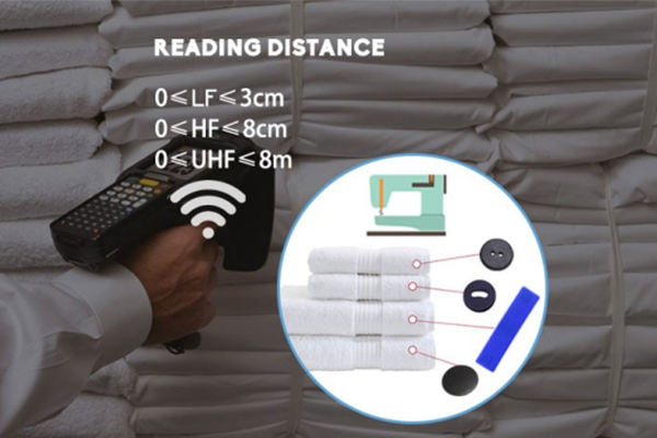 What is rfid laundry tag?