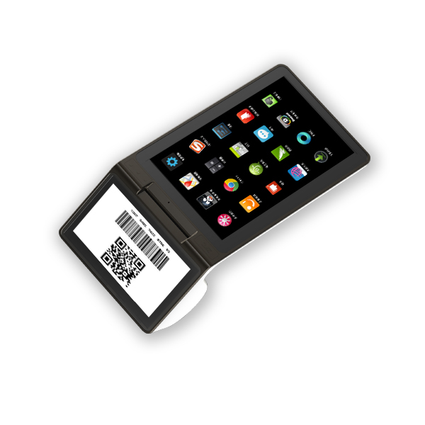 Dual screen RFID NFC smart Android pos terminal Featured Image