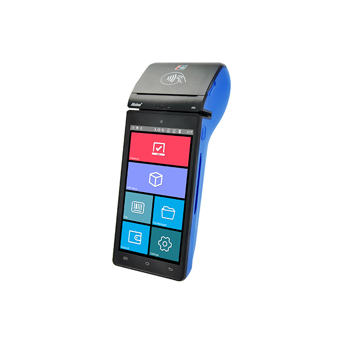 Android 5.5 inch Handheld Touch Screen EMV POS Terminal Featured Image