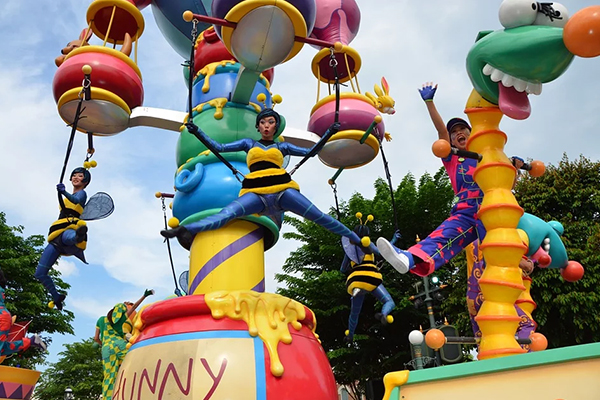 How Does RFID Technology Used In Theme Park?