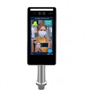 Employees Attendance And Time Attendance Machine Face Recognition
