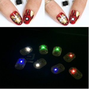 RFID Smart Chip Led Wearable NFC Nail Sticker