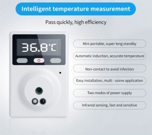 Non-contact Automatic Thermometer AX-K1